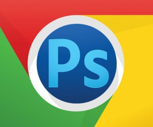 Photoshop y chrome